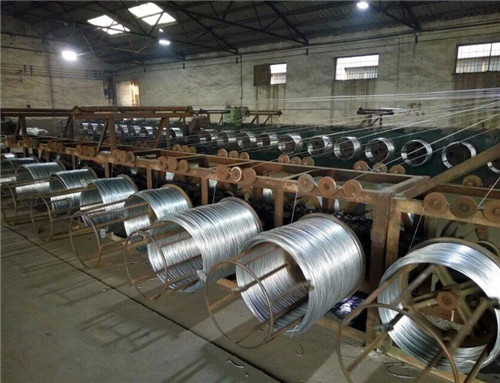 high tensile strength steel wire factory