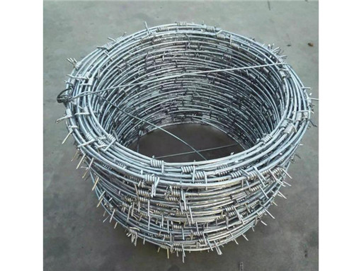single twist high tensile barbed wire