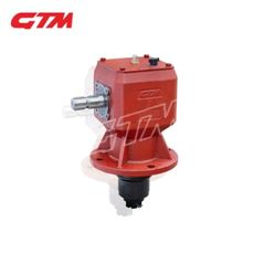 Angle Bevel Lawn Mower Gearbox