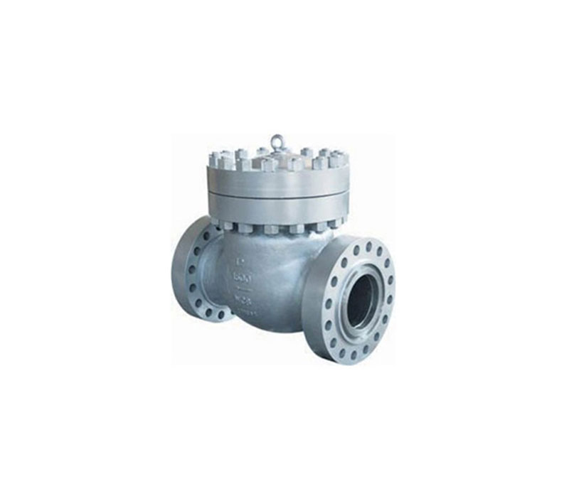 API FLANGE CAST STEEL SWING CHECK VALVE