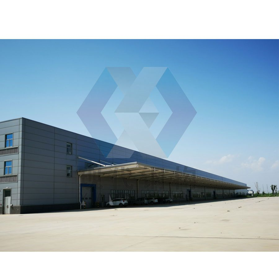 China Professional Supplier Fabrication Metal Light Steel Structure Workshop