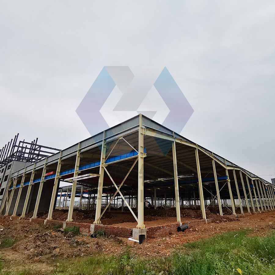 Light Gauge Steel Framing Prefabricated House