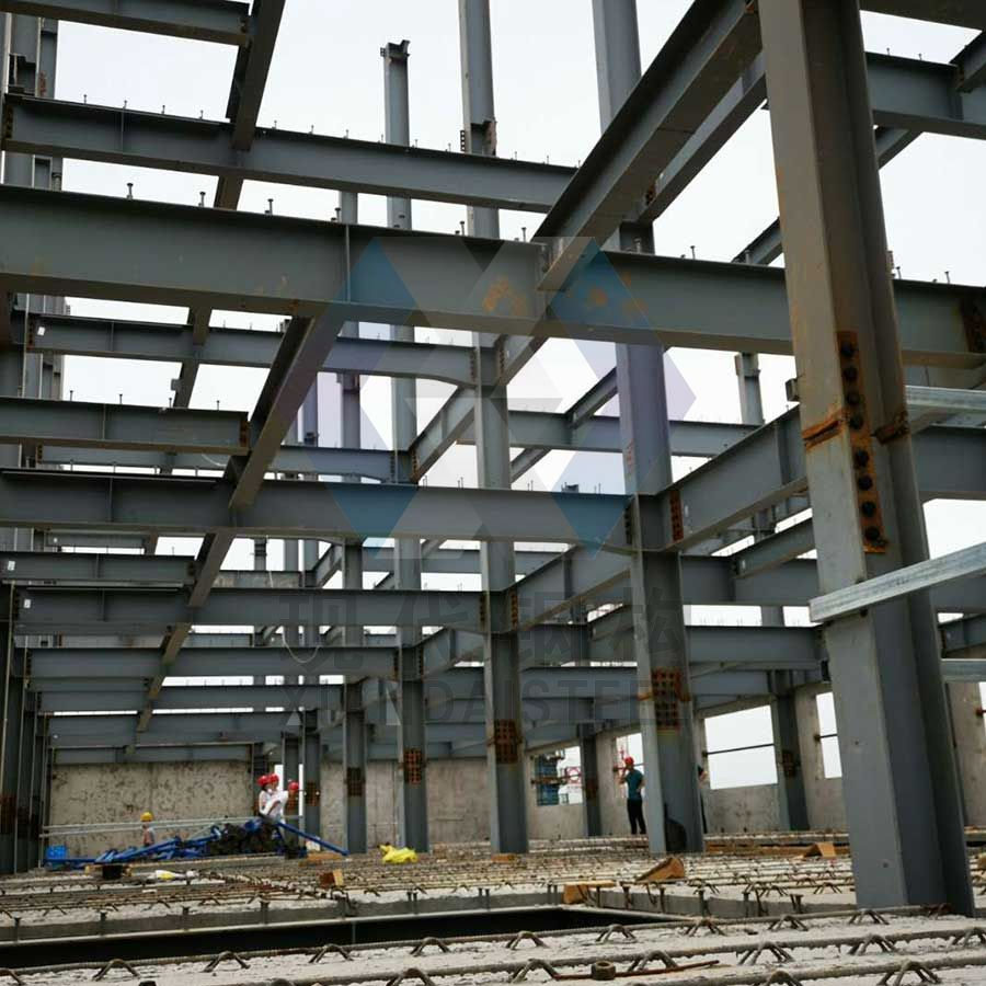 Jiujiang Economic Development Zone Steel Structure Project