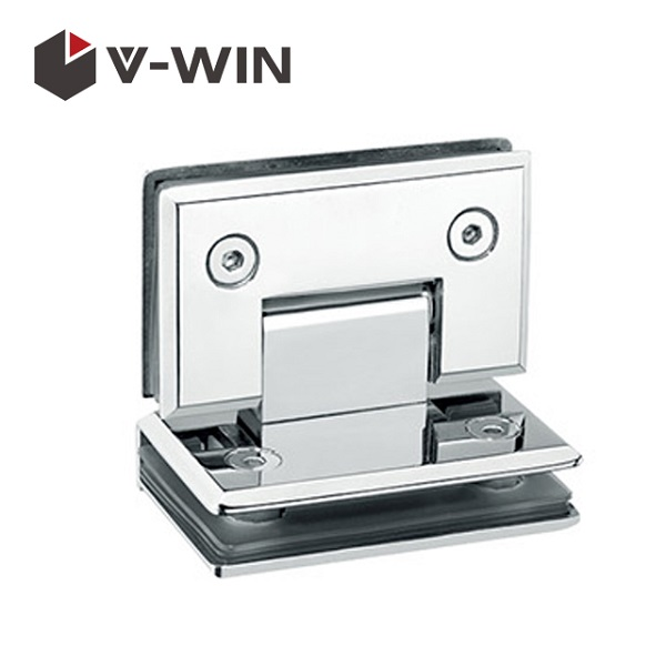 304 stainless steel glass clamp