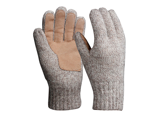 Dual Layer Wool Safety Work Gloves