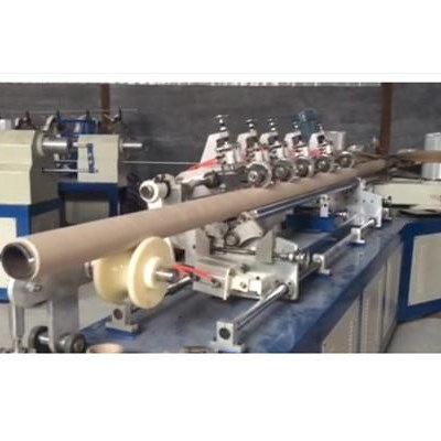 Full Automatic Paper Tube Making Machine