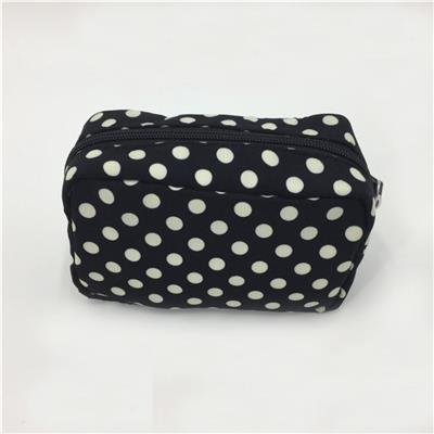 Canvas Cotton Cosmetic Pouch