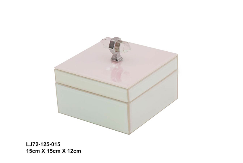 multicolor Jewelry Box