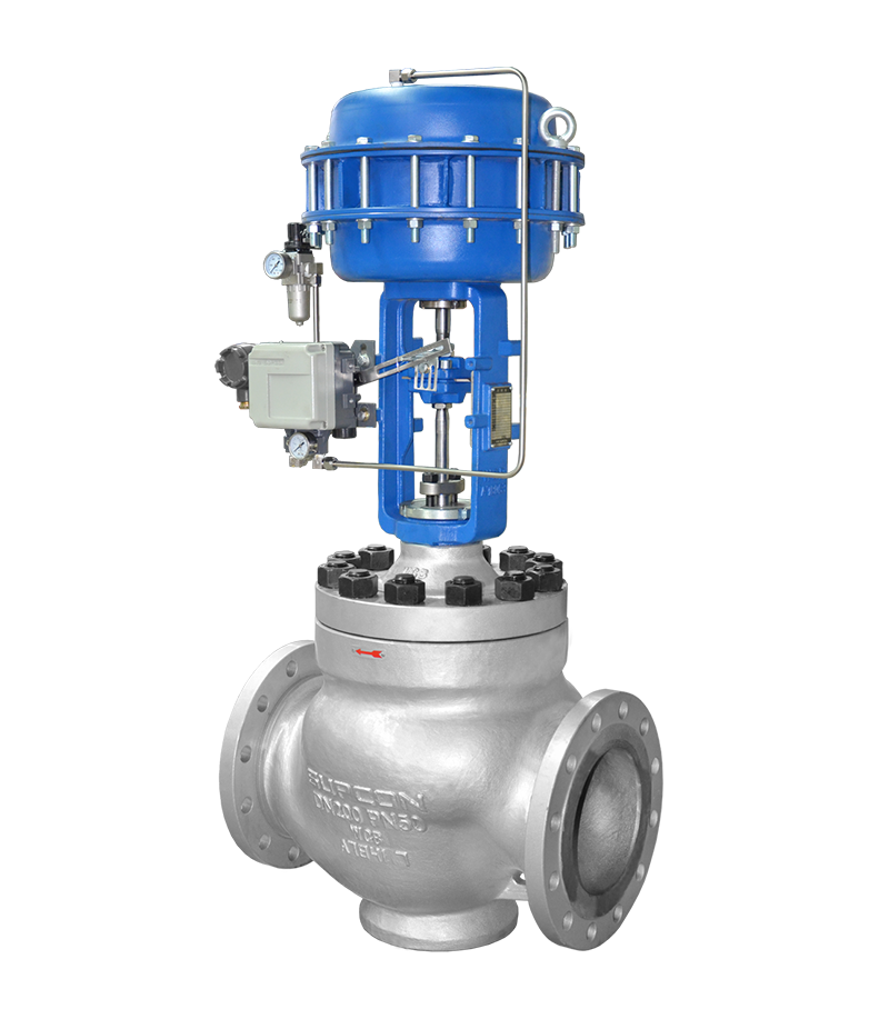 LN85 Series Cage Guided Globe Control Valve