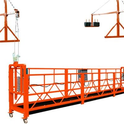 Safety Suspended Working Platform