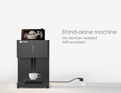 Eve-InnovationsMulti color coffee printer,preferred choice