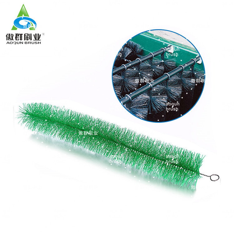 AOQUN Company Will Customize the Filter Brushes For Koi Pond For You