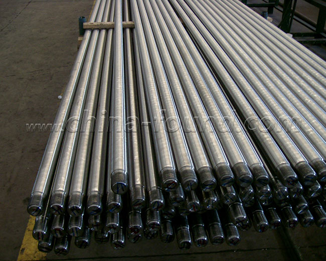 API AISI 4140 Polished Rod