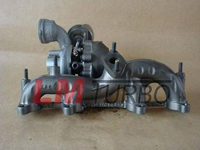 Turbocharger BV39