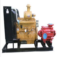 diesel engine pump for fire fighting