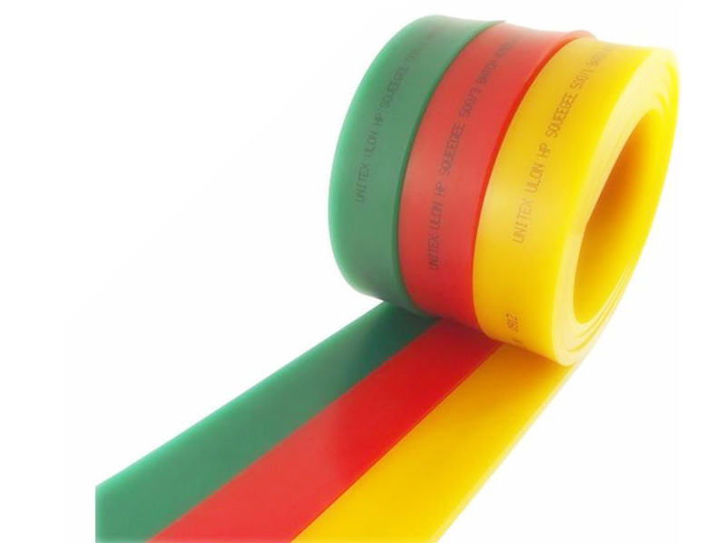 electronic printing squeegees