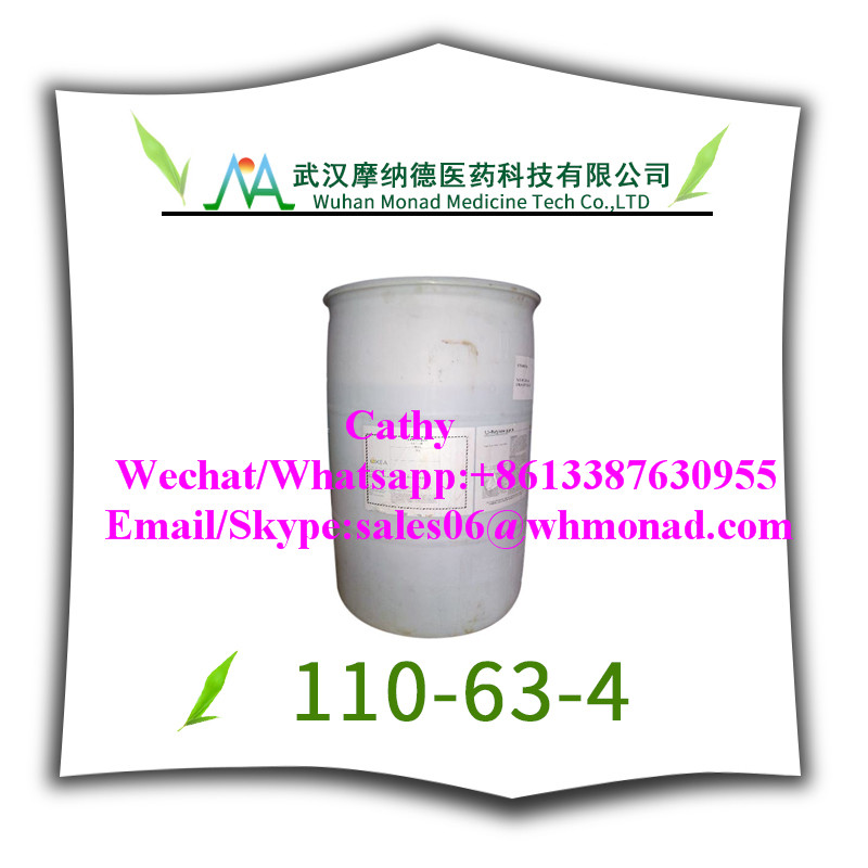 China Supply 1,4-Butanediol BDO CAS NO.110-63-4 in Stock