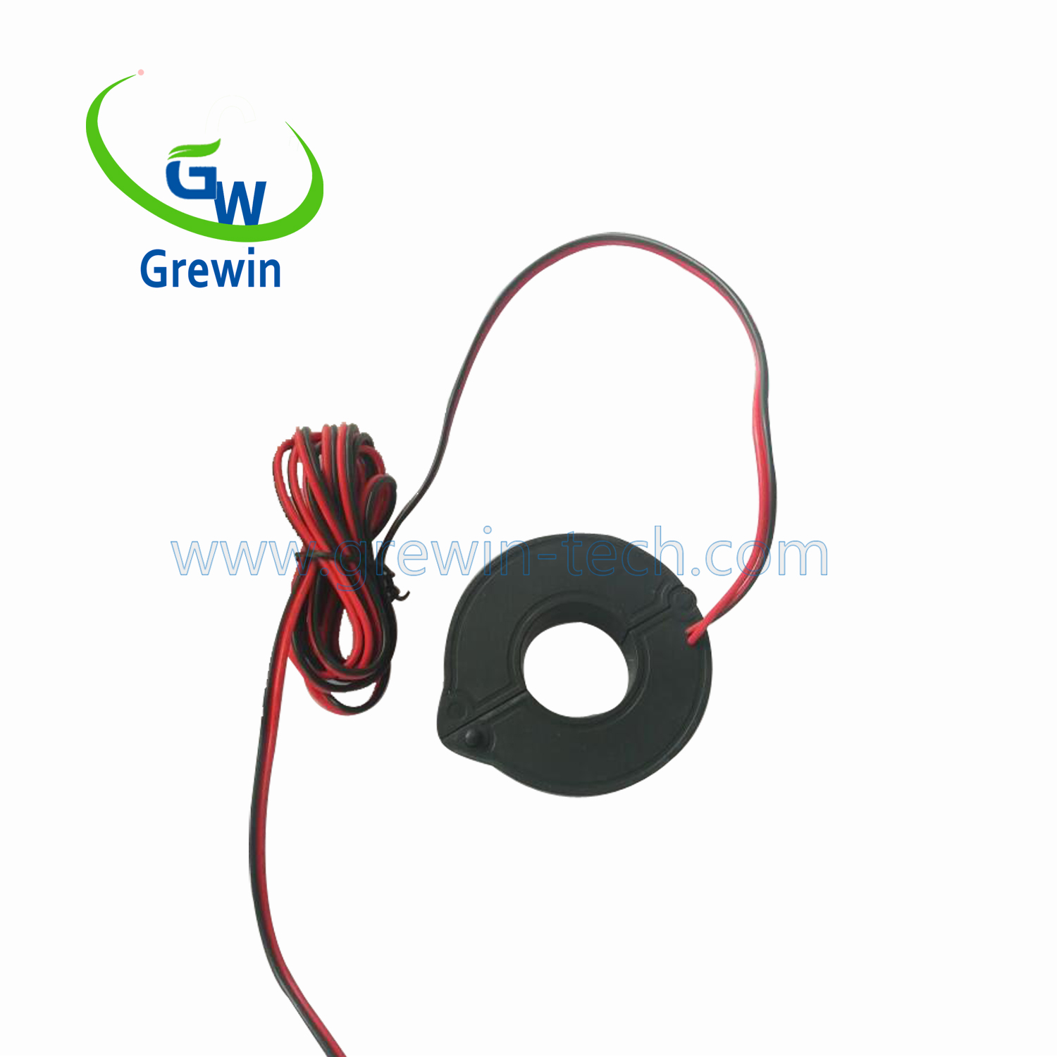 rated input 25A 0.1 accuracy output 5mA easy to install split core current transformer for electrical wiring and equipment