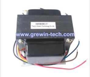 high efficiency Split-bobbin 200 V 50 HZ 7.0 V load low frequency power transformer for power equipment