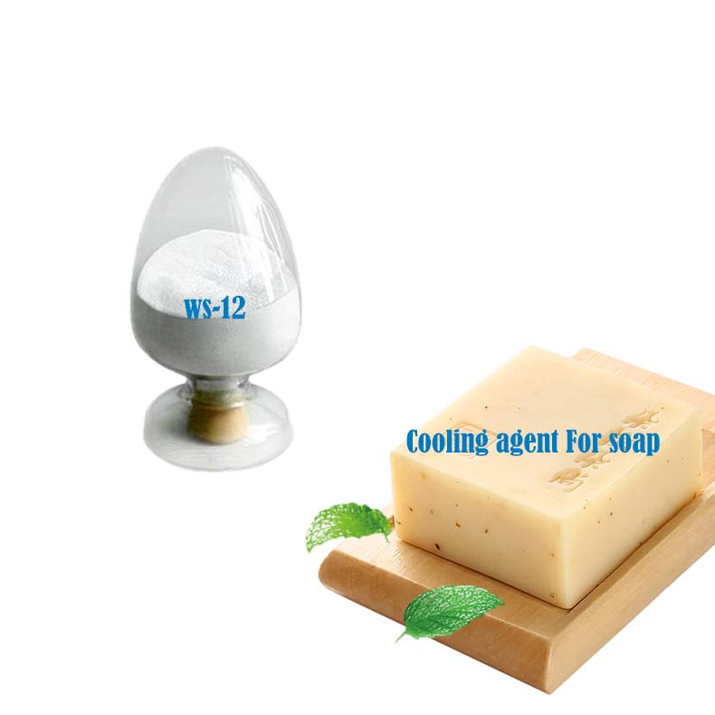 Taima cooling additive cooling agent ws-12 for soap