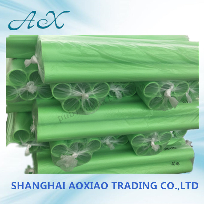Green PE pipe for TAC /PVA/PET films