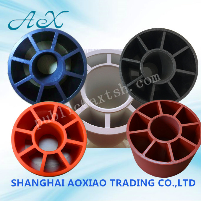 Honeycomb spool core for Lithium battery