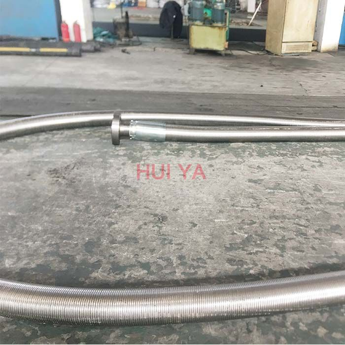 API 16C High pressure flexible kill and choke hose line