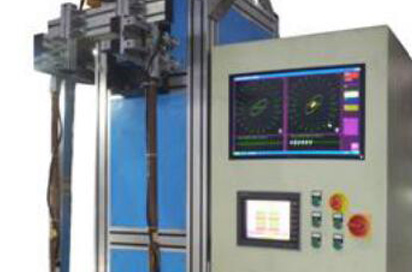 GTET-02 Cylinder Liner Eddy Current Testing Machine