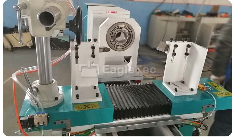 Rackets Making Wood Lathe Machine from China