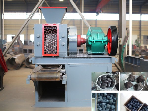 coal fines briquette machine