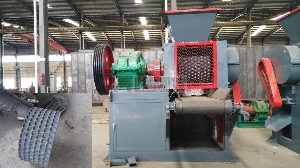 coke powder briquette machine