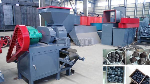 coal slurry briquette machine