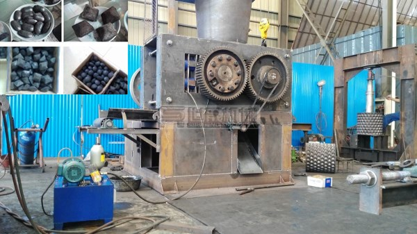 slag scrap briquette machine