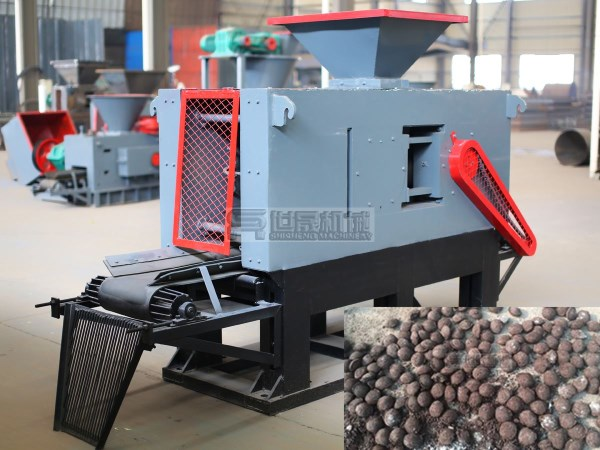 silicon carbide briquette machine