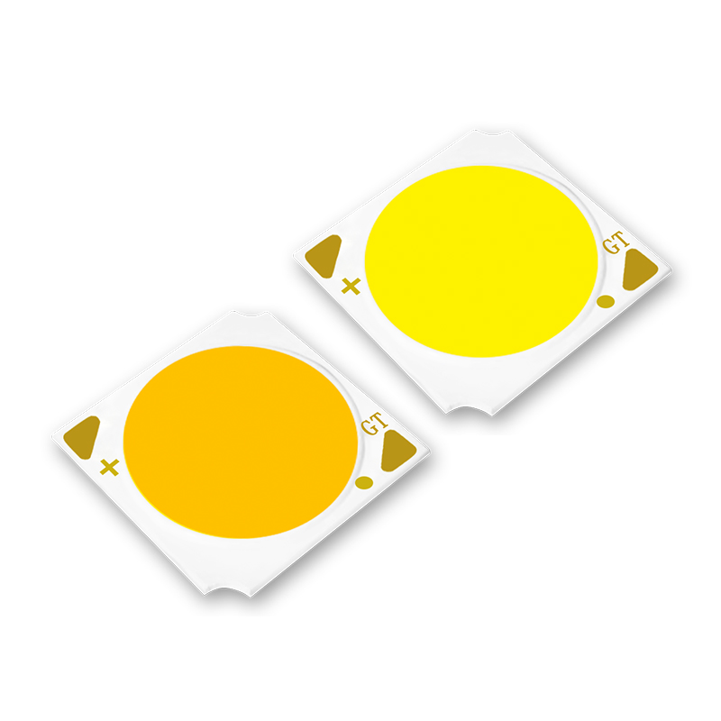 Getian Led Square COB 1313 8W 4000K Ra90 150lm/w For Mini Spotlight