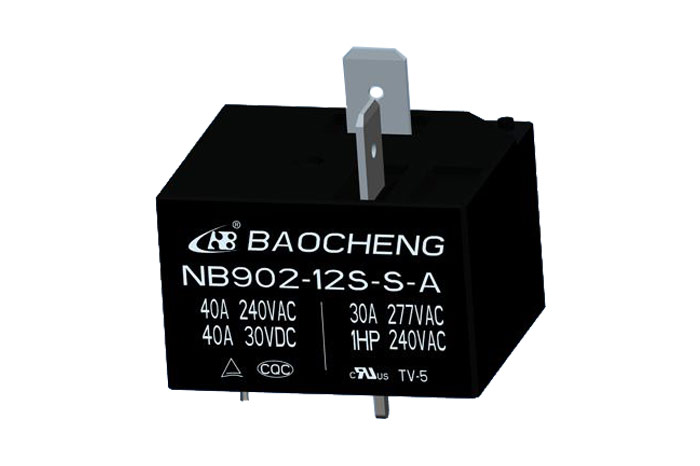 Power Relays: NB902 Relay