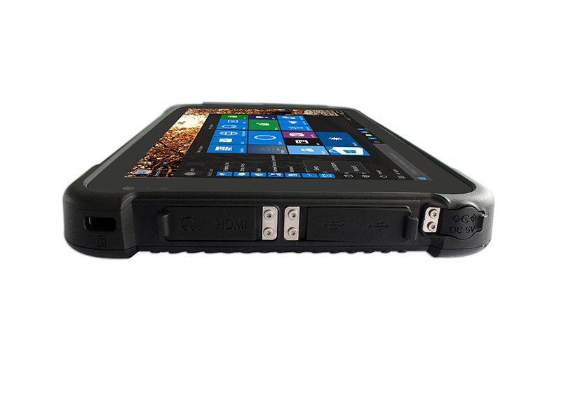 IP67 Waterproof 8 inch NFC Industrial Rugged Tablet PC