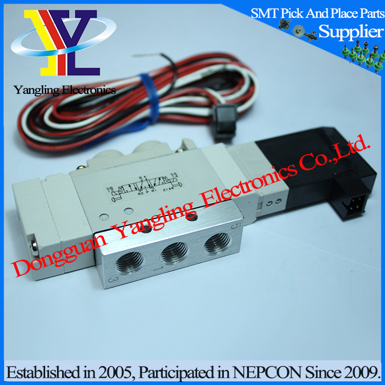 100% New H10661 Fuji F15T4-F4-PL3-DC24V Solenoid Valve from China Supplier