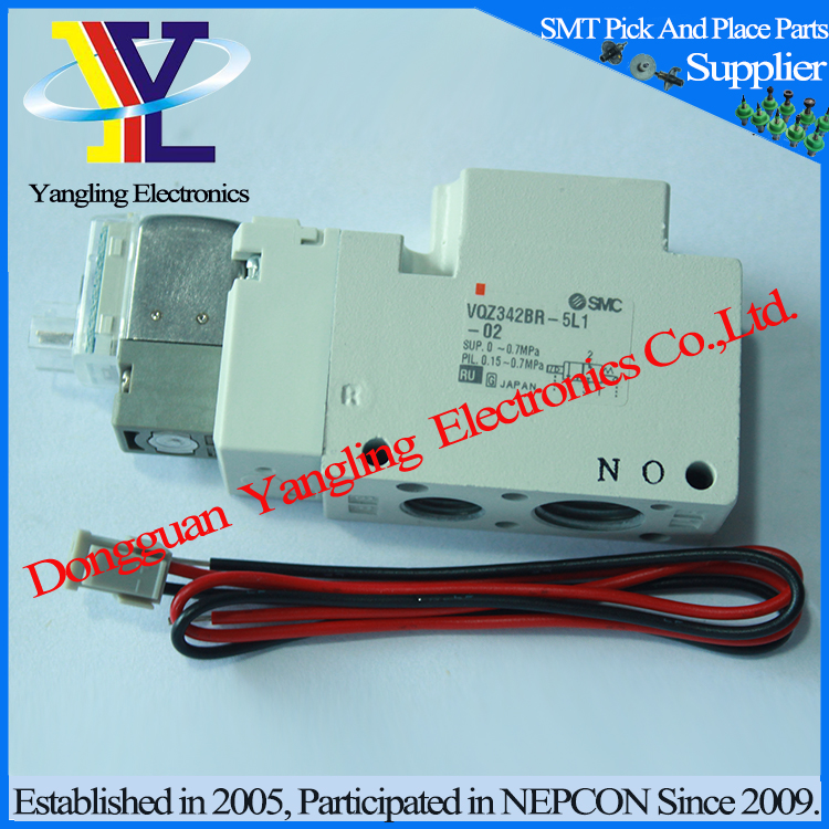 Brand New H63468 Fuji NXTII Solenoid Valve from China Supplier