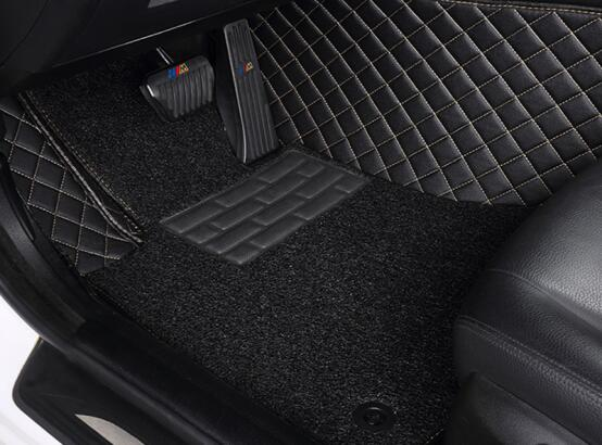 Hot Press Car Floor Mat