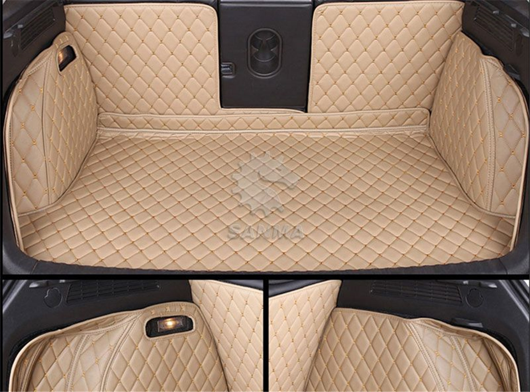3D full surrounded car Floor Mat