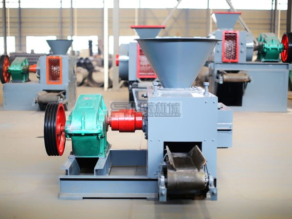 flue dust briquette machine