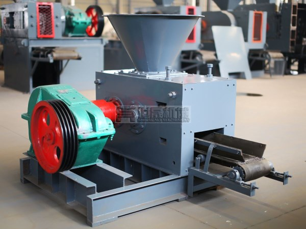metal powder briquette machine