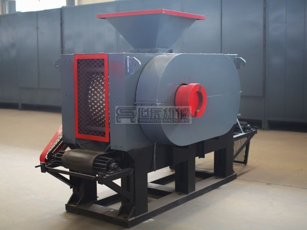 coal sludge briquette machine