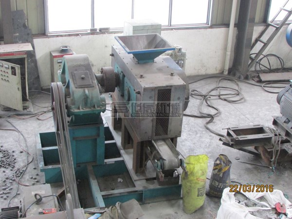 Ferrosilicon powder briquette machine