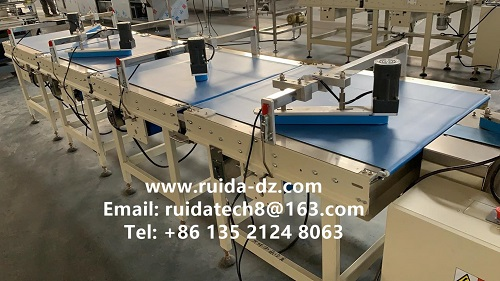 Automatic packaging line in Peanut brittle production line