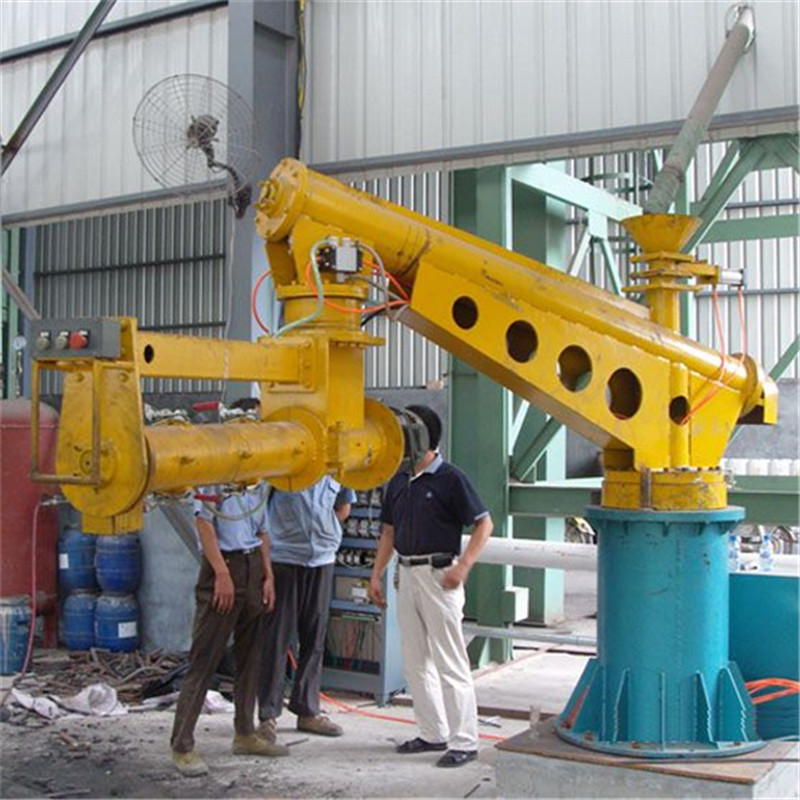 3T/H Capacity Foundry Continuous Automatic Furan Resin Sand Mixer, Sand Mixing Machine
