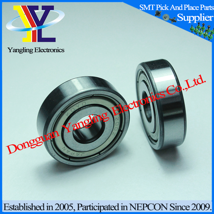SMT Spare Parts 48237501 K0Y0 6200Z Bearing in Stock