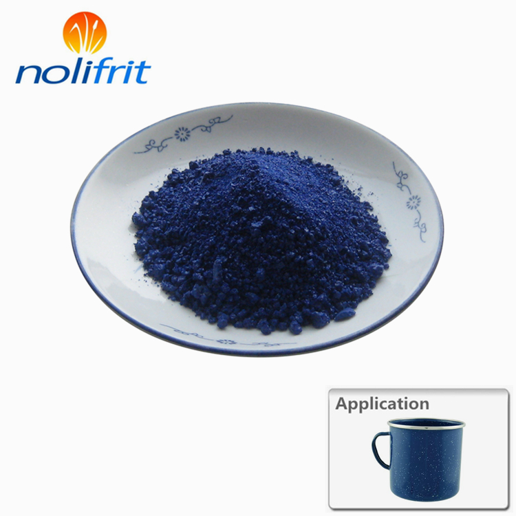 Nolifrit royal blue cover coat enamel coating ECF-309