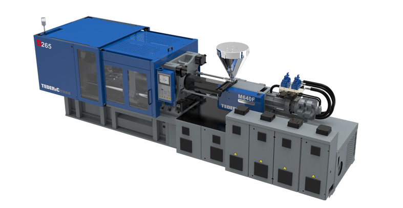 TEDERIC INJECTION MOULDING MACHINE